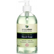 Lemon Myrtle Hand Soap (500mL Pump)